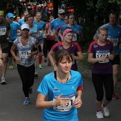 Helsinki Half Marathon - Valeria Engman (174), Sini Viskari (1880)