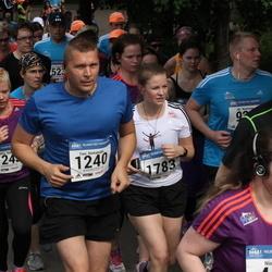 Helsinki Half Marathon - Toni Rintamäki (1240), Niina Eveliina Kenttälä (1783)