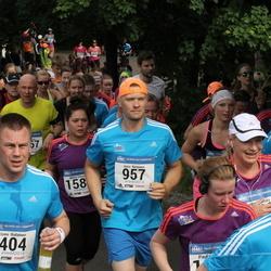 Helsinki Half Marathon - Ismo Ihalainen (404), Jussi Nenonen (957)