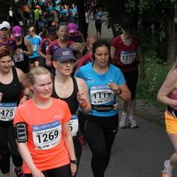 Helsinki Half Marathon - Jaana Jääskeläinen (475), Pia Perttula (1117), Hanna Ruotsalainen (1269)