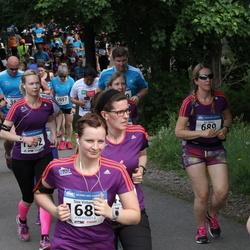Helsinki Half Marathon - Sini Virtanen (1686)