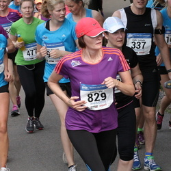 Helsinki Half Marathon - Taina Lyly (829)