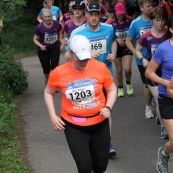 Helsinki Half Marathon - Kirsi Ratinen (1203)