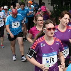 Helsinki Half Marathon - Eero Hietanen (319), Jyri Mustonen (928)