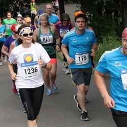 Helsinki Half Marathon - Gökcen Eraslan (175), Jyri Mustonen (928), Vicki Rinne (1236)