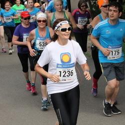 Helsinki Half Marathon - Gökcen Eraslan (175), Vicki Rinne (1236)