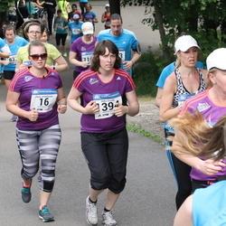 Helsinki Half Marathon - Jenna Af Hällström (16), Hanna Jumisko (449), Hilla Sivula (1394)