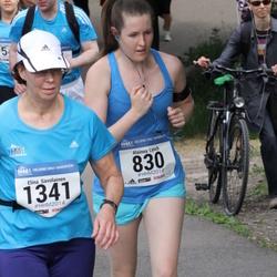 Helsinki Half Marathon - Alainna Lynch (830), Elina Savolainen (1341)