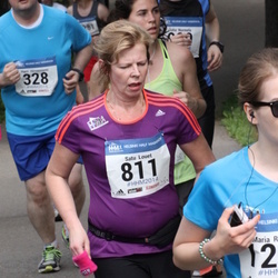 Helsinki Half Marathon - Satu Louet (811)