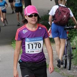 Helsinki Half Marathon - Sanna Pylkkänen (1170)