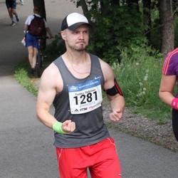 Helsinki Half Marathon - Tuukka Rytkönen (1281)
