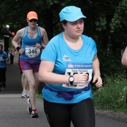 Helsinki Half Marathon - Taina Toivanen (1509)