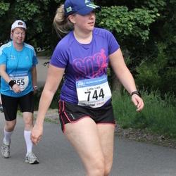 Helsinki Half Marathon - Lotta Larjo (744)