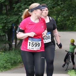 Helsinki Half Marathon - Heidi Valtonen (1599)