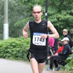 Helsinki Half Marathon - Ilari Ahokas (1743)