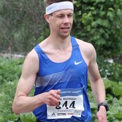 Helsinki Half Marathon - Jarno Maimonen (844)