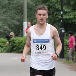 Helsinki Half Marathon - Jussi Makkonen (849)