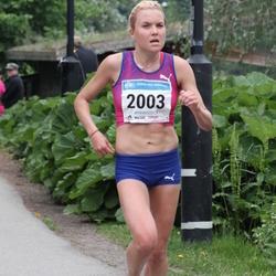 Helsinki Half Marathon - Suvi Miettinen (2003)