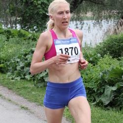 Helsinki Half Marathon - Minna Syvälä (1870)