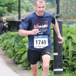 Helsinki Half Marathon - Alwin Xander De Vries (1749)