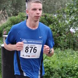 Helsinki Half Marathon - Ari Mattila (876)
