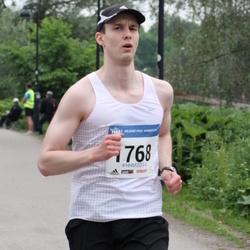 Helsinki Half Marathon - Tomi Immonen (1768)