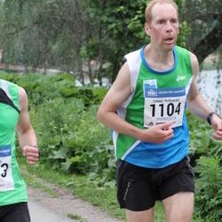 Helsinki Half Marathon - Tommi Peltomäki (1104)