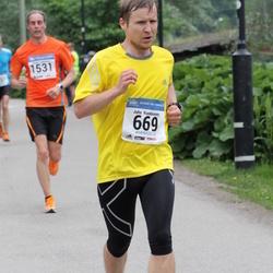 Helsinki Half Marathon - Juho Kuokkanen (669)