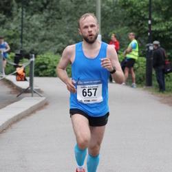 Helsinki Half Marathon - Jaakko Kuivalainen (657)