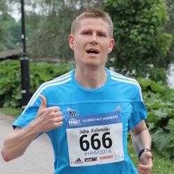 Helsinki Half Marathon - Juha Kulomäki (666)