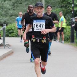 Helsinki Half Marathon - Grahame Weston (1647)