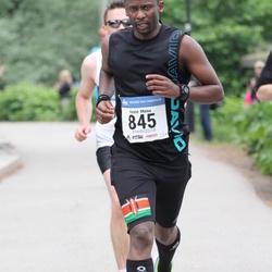 Helsinki Half Marathon - Kevin Maina (845)