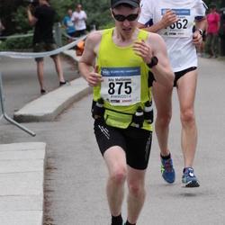 Helsinki Half Marathon - Arto Matilainen (875)
