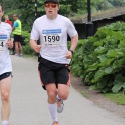 Helsinki Half Marathon - Henri Valkonen (1590)