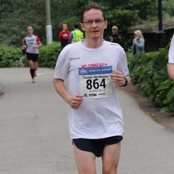 Helsinki Half Marathon - Tuomas Martikainen (864)