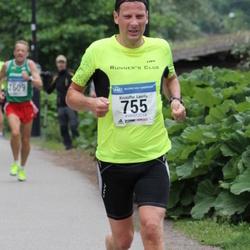 Helsinki Half Marathon - Kristoffer Laurila (755)