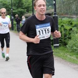Helsinki Half Marathon - Niko Perttilä (1115)