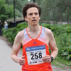 Helsinki Half Marathon - Mikko Hartman (258)