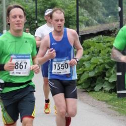 Helsinki Half Marathon - Markus Turunen (1550)