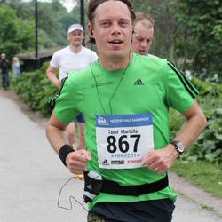 Helsinki Half Marathon - Tomi Marttila (867)