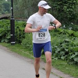 Helsinki Half Marathon - Christer Lybeck (828)