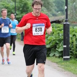 Helsinki Half Marathon - Jukka Lääveri (838)