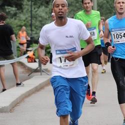 Helsinki Half Marathon - Guleed Ahmed (1742)