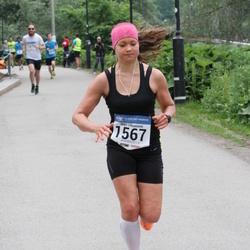 Helsinki Half Marathon - Mari Ulkuniemi (1567)