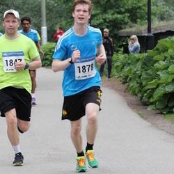 Helsinki Half Marathon - Felix Westerén (1878)