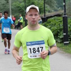Helsinki Half Marathon - Mika Pyykkö (1847)