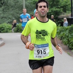 Helsinki Half Marathon - Guillermo Moraleda (915)