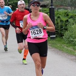 Helsinki Half Marathon - Julia Venesmaa (1628)