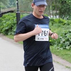 Helsinki Half Marathon - Timo Hujanen (1761)