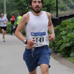 Helsinki Half Marathon - Federico Prato (1149)